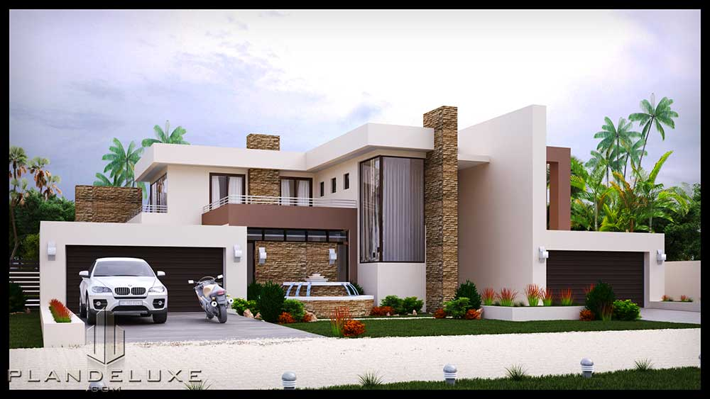 Mx497d 4 Bedroom House Plans