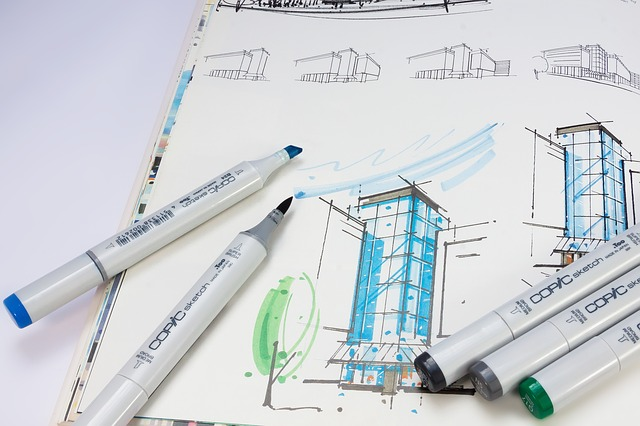 architect, architectural design process, house plans, home designs, home building, Plandeluxe