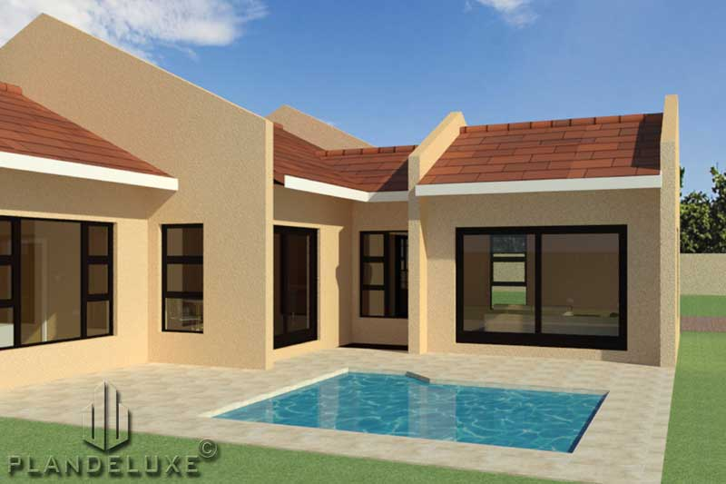Small House Plan For Sale 3 Bedroom Home Designs Plandeluxe