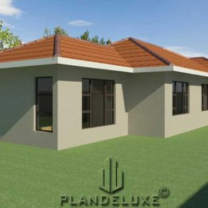 3 bedroom 2 bathroom house floor plans 3 bedroom house plans 3 bedroom single story house plan design ranch house plans 3 bedroom ranch house plans 3 bedroom bangalow house plans Plandeluxe