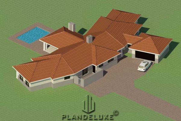 Simple 4 bedroom house floor plans 4 bedroom 3 bathroom house plans ranch house plans 4 bedroom ranch house plans 1 story house plans country house plans 4 bedroom country house plans farmhouse simple 4 bedroom house plans with garages Plandeluxe