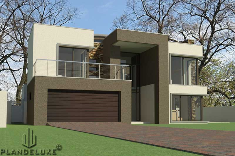 4 bedroom Modern House Plan For Sale | Home Designs ...
