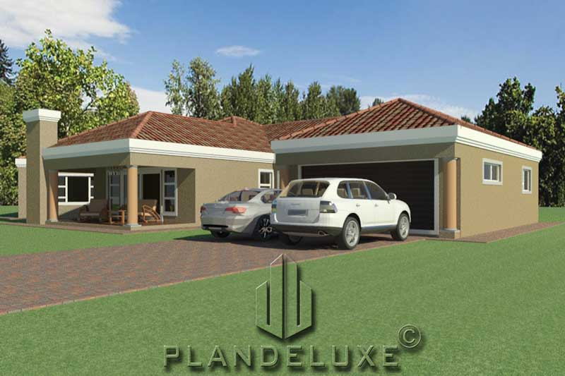 5 Bedroom Single Storey House Plan With Photos For Sale Plandeluxe