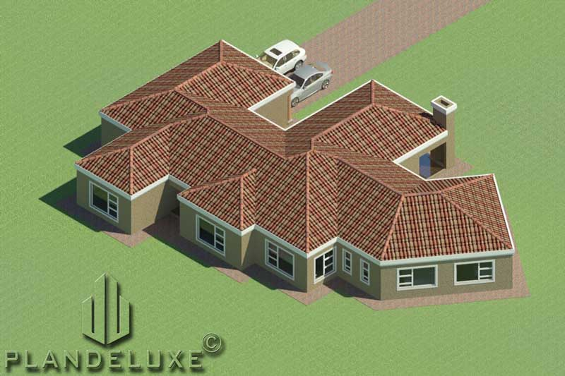 5 Bedroom Single Storey House Plan With Photos For Sale ...