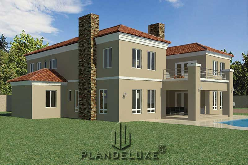 5 Bedroom House Plan For Sale Bungalow House Designs Plandeluxe,Low Budget Small Backyard Landscaping Ideas