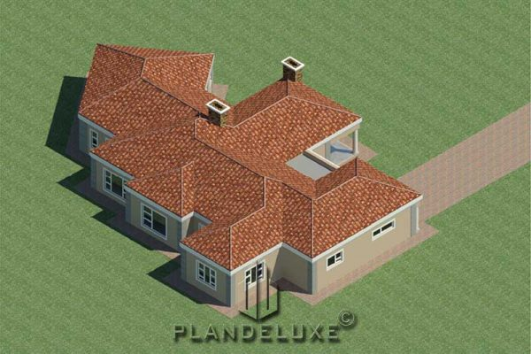 5 bedroom houyse floor plans one story house designs house plans with pictures architect architectural design house designs home design floorplanner room design building design architecture drawing simple house design floor design Plandeluxe
