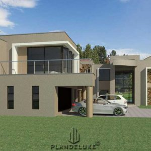 5 bedroom house plans 3d, 5 bedroom house plans with photos, 5 bedroom house plans with 3 garages, 5 bedroom house plans with Study room, 5 bedroom house plans double story, Plandeluxe