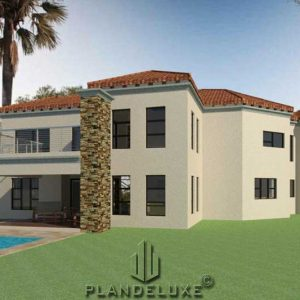 3 bedroom house plans, 329sqm double storey house plan designs, house plans with photos, dream house plans, 3d floor plans, Plandeluxe