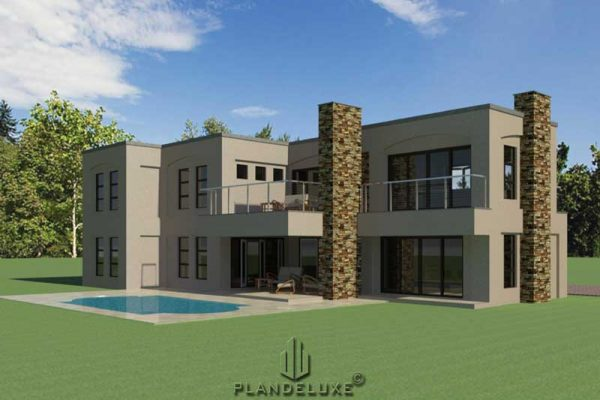 Simple 2 story house plans for sale modern 2 story floor plans Plandeluxe