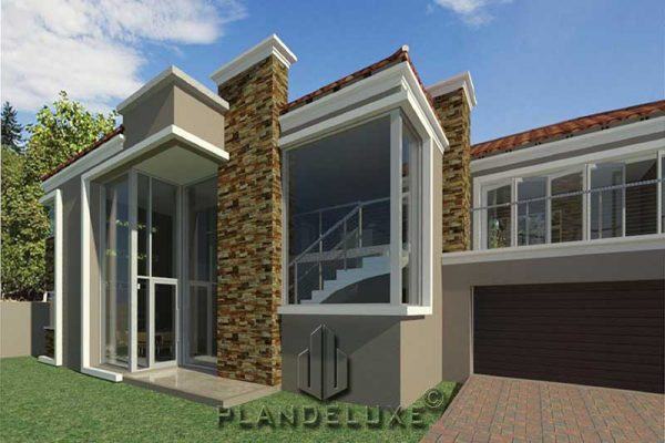 Modern 6 bedroom house plans double story 6 bedroom house designs Tuscan style 6 bedroom house floor plans 6 bedroom 2 story house floor plans with garages simple 6 bedroom house plan designs 3D Plandeluxe