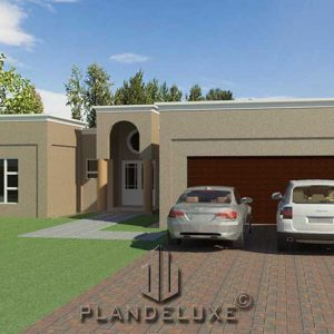 modern flat roof house plans courtyard house designs Plandeluxe