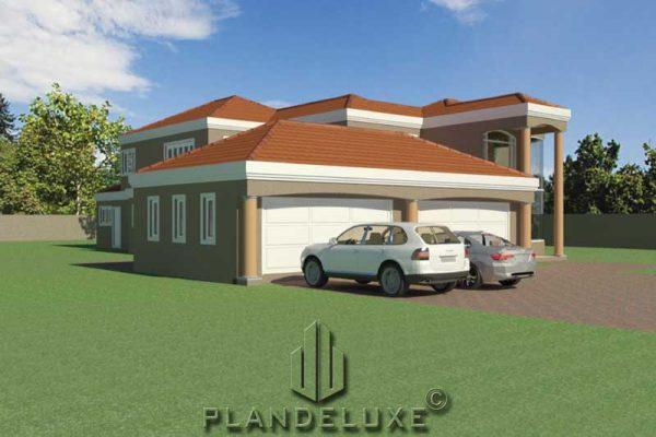 5 bedroom house floor plans 5 bedroom 2 story house plans double story house plans for sale, house plans with 4 garages Plandeluxe