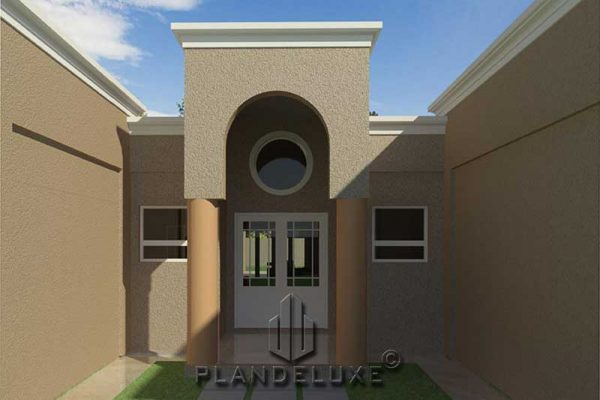 Modern house designs u shaped house plans with garage unique u shaped house plans Plandeluxe